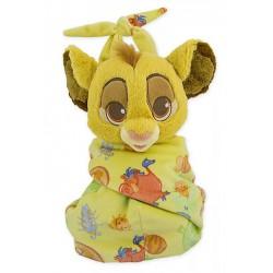 Disney Simba Plush in Pouch
