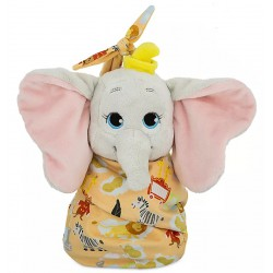Disney Dumbo Plush in Pouch