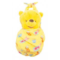 Disney Winnie Plush in Pouch