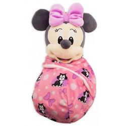 Disney Minnie Plush in Pouch