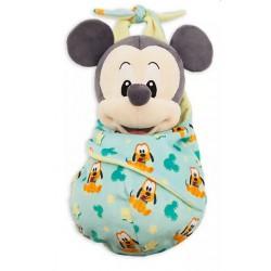 Disney Mickey Plush in Pouch