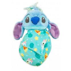 Disney Stitch Plush in Pouch