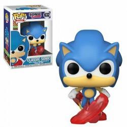 Funko Pop 632 Classic Sonic