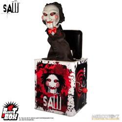 Saw Burst-A-Box Music Box Billy 36 cm