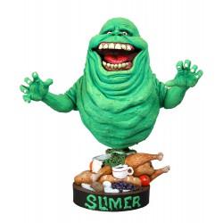 NECA Ghostbusters Head Knocker Bobble-Head Slimer 18 cm