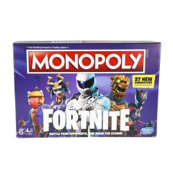 Monopoly Fortnite (Purple Edition)