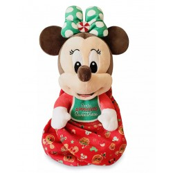 Minnie Mouse Disney Babies Holiday Plush