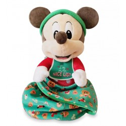 Mickey Mouse Disney Babies Holiday Plush