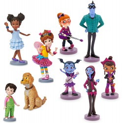 Fancy Nancy & Vampirina Deluxe Figure Play Set