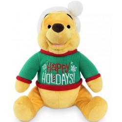 Winnie the Pooh Holiday Plush