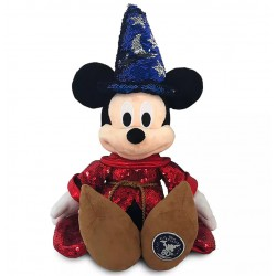 Sorcerer Mickey Mouse Sequined Plush – Fantasia 80th Anniversary