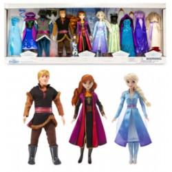 Disney Frozen Deluxe Doll Gift Set