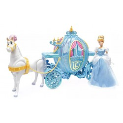 Disney Cinderella Carriage Playset