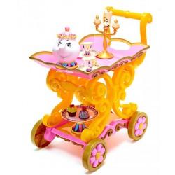 Disney Belle's Tea Cart, Beauty and the Beast