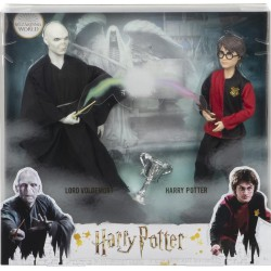Wizarding World Lord Voldemort & Harry Potter 11-Inch Doll 2-Pack