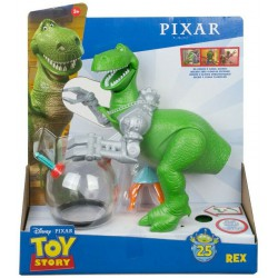 Toy Story 25th Anniversary Rex Action Figure