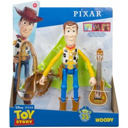 Toy Story 25th Anniversary Woody Action Figure