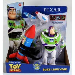 Toy Story 25th Anniversary Buzz Lightyear Figure