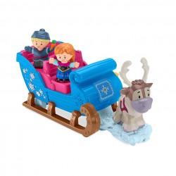 Frozen Kristoff's Sleigh Play Set by Little People