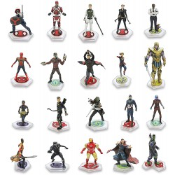 Disney Marvel Mega Figurine Playset