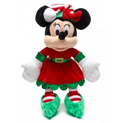 Disney Minnie Mouse Holiday Cheer Plush