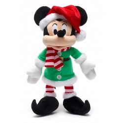 Disney Mickey Mouse Holiday Cheer Plush