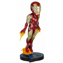 NECA Avengers: Endgame Head Knocker Bobble-Head Iron Man 20 cm