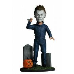 NECA Halloween Head Knocker Bobble-Head Michael Myers 20 cm