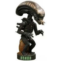 NECA Alien Head Knocker Bobble-Head Alien Warrior 18 cm