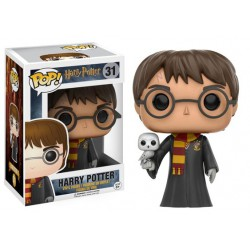 Funko Pop 31 Harry Potter with Hedwig