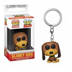 Funko Pop Keychain Toy Story Slinky Dog 4 cm