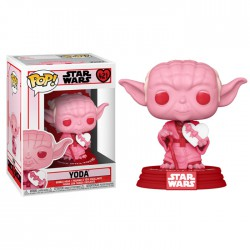 Funko Pop 421 Yoda (Valentine), Star Wars