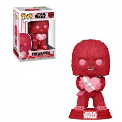Funko Pop 419 Chewbacca (Valentine), Star Wars