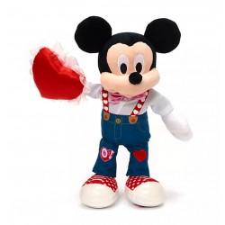 Disney Mickey Mouse Sweetheart Valentine Plush