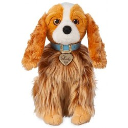 Lady Plush – Lady and the Tramp – Live Action
