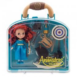 Disney Animators' Collection Merida Mini Doll Play Set