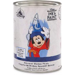 Plush Sorcerer Mickey Mouse Mystery 30cm Paint Can