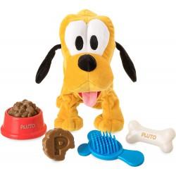 Pluto Multi-Feature Plush Toy Set