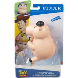 Disney Toy Story Evil Dr. Porkchop Action Figure