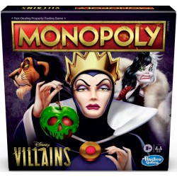 Disney Villains Monopoly
