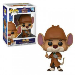 Funko Pop 774 Basil, The Great Mouse Detective
