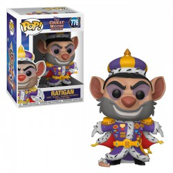 Funko Pop 776 Ratigan, The Great Mouse Detective