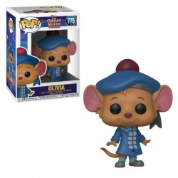 Funko Pop 775 Olivia, The Great Mouse Detective
