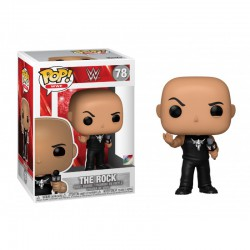 Funko Pop 78 The Rock, WWE