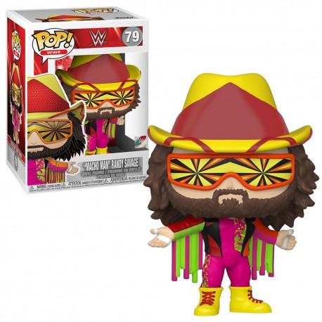 Funko Pop 79 Macho Man Randy Savage, WWE