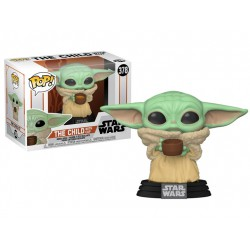 Funko Pop 378 The Child with Cup, The Mandalorian