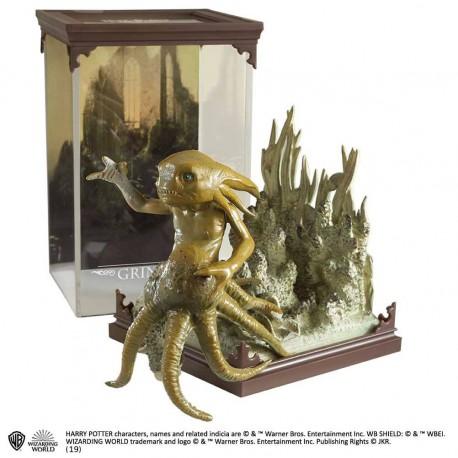 Harry Potter Magical Creatures Statue Grindylow
