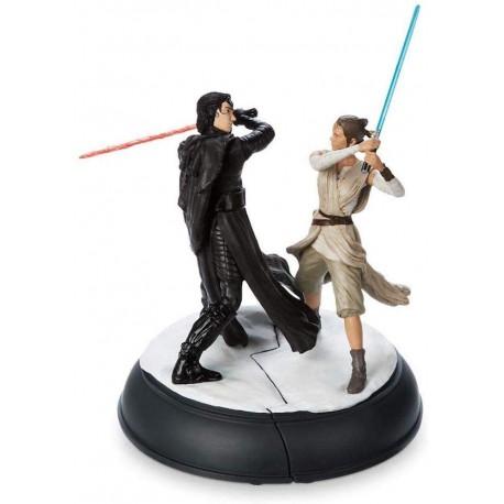 Kylo Ren and Rey Statue, Star Wars