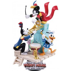 Disney Mickey Mouse The Band Concert D-Stage Series Statue