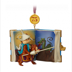 Disney Chip & Dale Legacy Ornament
